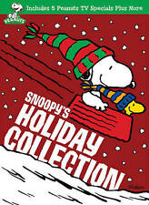 Snoopy's Holiday Collection, New DVDs