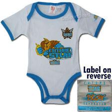 Gold Coast Titans Future Star Baby Bodysuit 6 months
