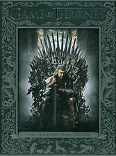 Game of Thrones: The Complete First Season (DVD, 2012, 5-Disc Set) FREE SHIPPING