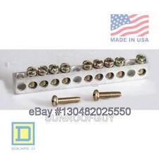Square D QO/HomeLine Grounding Bar Kit (PK9GTA) - NEW