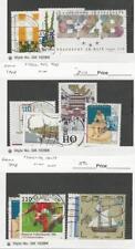 Germany, Postage Stamp, #2006, 2008-11, 2013, 2015-6, 2018-9 Used, 1998
