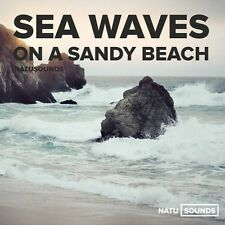 Sea Waves On A Sandy Beach CD for Relaxation Sleep Calming Nature Sounds