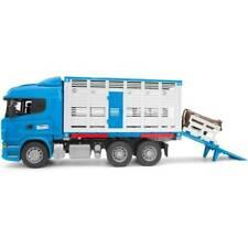 Bruder scania r-serie tier furgoni autocarro + manzo