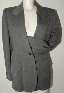 Damen Original BOGNER Blazer Jacke Mantel 36 / S