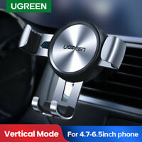 Ugreen Car Air Vent Mount Gravity Cell Phone Holder for iPhone Xs X XR 8 Samsung
