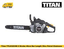 Titan TTL632CHN 2 Stroke 40cm Bar Length 35cc Petrol Chainsaw