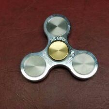 Fidget Spinner - Tungsten Counterweights - Heaviest spinner
