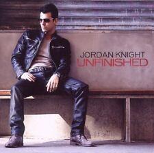 Jordan Knight-Unfinished CD +++++++++ 13 tracks +++++++ NEUF