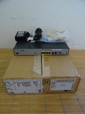 NEU CISCO C887VAM-K9  VDSL2/ADSL2+ POTS Annex M over POTS  Router NEW OPEN BOX