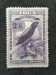 Tonga QV SG 52 Mounted Mint