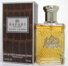 Ralph Lauren Safari FOR MEN 75 ML EDT SPRAY
