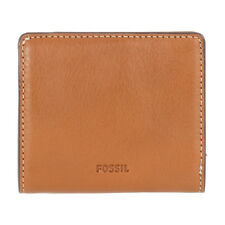 Fossil Emma Rfid Ladies Small Brown Leather Wallet Sl7150