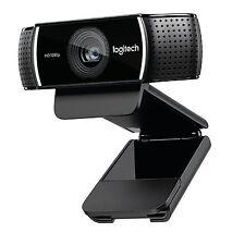 Logitech HD Pro Stream With Mic Webcam C922 Full HD 1080P Video Auto Focus 14MP