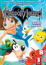 KINGDOM HEARTS 03 DISNEY MANGA 03