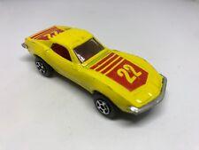 Playart Corvette Diecast.  Hot Wheels Matchbox.