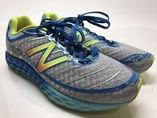 New Balance W980BY2 Fresh Foam Boracay 8.5 Blue Gray Running Shoes Women