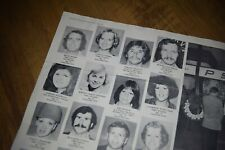 "Vtg. Pacific Southwest Airlines PSA ""Skylines"" Newsletter Flight 182 Crash 1978"