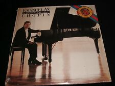 CHOPIN°SCHERZOS.MAZURKAS<>EMANUEL AX<>SEALED  LP Vinyl~USA Pressing<>CBS IP7835