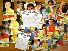 OPORTUNIDAD * LOTE 58 CROMOS MUNDIAL USA'94 (Panini) - Gran precio, ver anuncio