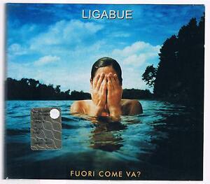 LIGABUE FUORI COME VA? CD DIGIPACK  F.C.
