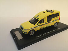 1/43 Volvo XC-90 Nilsson Norway Ambulance Scalemaster