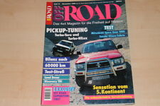 71772) VW Iltis Vorstellung - Off Road 11/1995