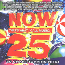 Various ‎– Now That's What I Call Music! 25  CD  NEW