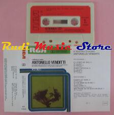 MC ANTONELLO VENDITTI A misura d'uomo 1976 italy RCA NK 33022 cd lp dvd vhs