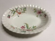 Royal Doulton Clovelly H4805 Oval Vegetable Serving Bowl  10 1/8""