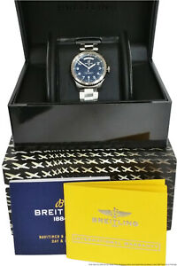 Brand New Breitling Navitimer 8 Chronometer 41mm Watch Box Papers Retail $4530