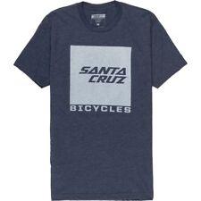Mens Santa Cruz Cycling Short Sleeve Square Tee Sz Small