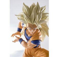 Dragon Ball SCultures Super Saiyan 3 Son Gokou PVC Figure Collectibles Japanese