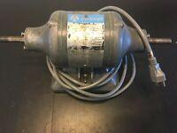 Vintage Used Rockwell (Baldor Motor) 1049 Bench Grinder - Made in USA