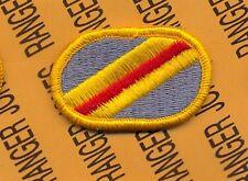 5th Bn 117th LRS Long Range Surveillance Airborne Ranger para oval patch m/e