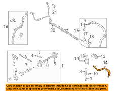 NISSAN OEM-Power Steering Suction Hose 497175Y705
