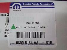 Cummins 5266801 Mopar 68038089AB Genuine OEM Ram 2500 3500 EGR Cooler Gasket