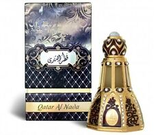 Qatar Al Nada 20ml Perfume Oil -  Spicy, Oud Wood Cinnamon Rose