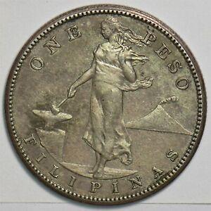Philippines 1908 Peso 491377 combine shipping