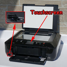 Edible Printer Bundle -w- Ink, 24 Frosting Sheets, Black Canon Wireless MG6820
