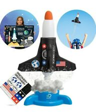 Discovery Kids Mindblown Rocket Launcher STEM Educational Science Experiment Kit