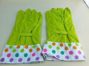 Garden Gloves All Purpose Gardening Gloves Women's Colorful