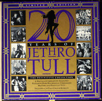 Jethro Tull - 20th Anniversary (EX/VG) 5xCCS (cassettes) BOX
