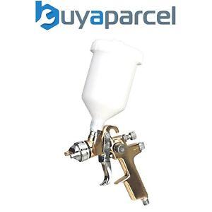 Sealey S701G Spray Gun Professional Gravity Feed 1.4mm Set-Up