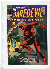 DAREDEVIL #10 (6.5) WHILE THE CITY SLEEPS! 1965