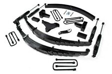 """99-04 Ford F250/F350 4WD Zone Offroad 6"""" Suspension Lift Kit"""