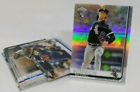 2019 Topps Chrome Base Refractor Singles You Pick & Complete Your Set