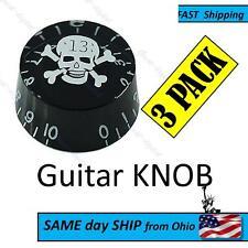 skull guitar knob set - aftermarket