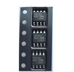 10 PCS IR2153 IR2153S IC DRIVER HALF BRIDGE OSC SOP8 NEW