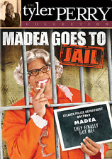 Madea Goes to Jail (Play) (DVD,2006)