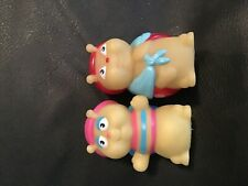 Glow Worm Finger Puppets 1986 Playskool And Hasbro